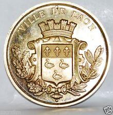 Médaille en argent de la Société de Tir de la Ville de Laon