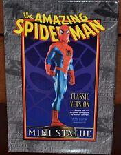 "Spider-Man 7"" Ltd Ed Mini Sculpture Bowen Marvel Nip Oop"