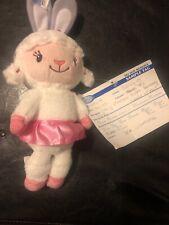 doc mcstuffins lambie plush Doll Easter Prototype