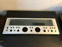 Sansui G-6000 COMPLETE FACEPLATE with Glass - Vintage Receiver Parts