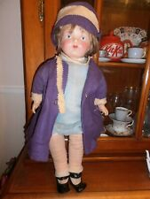 """23"""" """"NYD"""" Composition Head Doll"""