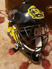 New listing Koho Street Revolution Gf55 Street Hockey Use Only Mask Goalie - Puck Stopper