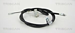 TRISCAN Parking Brake Cable Disc Brake For DAEWOO Leganza 96336081