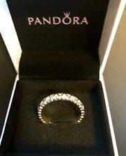 Authentic Pandora ABUNDANCE OF LOVE RING, SILVER, Size 9 US 60 Euro