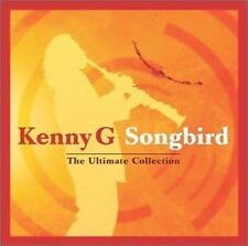 KENNY G SONGBIRD THE ULTIMATE COLLECTION CD GREATEST HITS / THE VERY BEST OF NEW