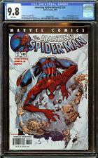 Amazing Spider-Man V2 #30 CGC 9.8 WP J. Scott Campbell Cover -1st Ezekiel Morlun