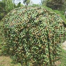 Camouflage Camo Net Netting Hide Military Hunting Shoot Army Woodland Camping W