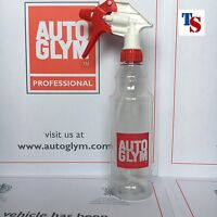 4 X Autoglym Trigger Spray Bottle 500ml (CAR PROFESSIONAL USE - ORIGINAL)