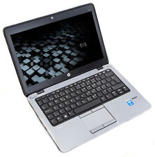 "HP EliteBook 820 g1 12"" i5-4200u 2.0/3.1ghz 8 Go 128 Go SSD 6gb/s Webcam 1.5 kg BT"