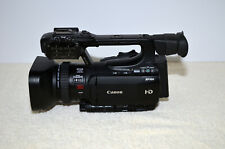 Canon Xf100 Hd Professional Camcorder + Accessories Excellent Condition