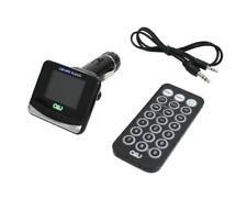 Auto Car Kfz PKW MP3 Player FM Transmitter USB SD Slot +Fernbedienung AIV 190288
