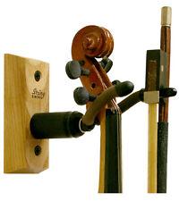 Genuine String Swing Wooden Violin/Viola Hanger