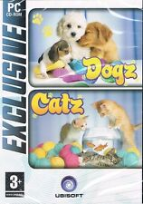 Dogz 2006 Plus Catz 2006 Double Pack Pc * Nuevo Y Sellado *