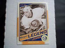 2012-13 OPC O-Pee-Chee Marquee Legend Islanders Brent Sutter #529