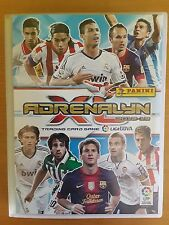 Coleccion completa de 360 Base Cards + Album Liga BBVA Adrenalyn XL 2012/2013