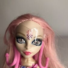 Monster High Ghoulebrities in Londoom London VIPERINE Gorgon Outfit Doll