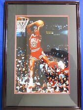 Michael Jordan Framed Signed And Personalized Custom Memorabilia