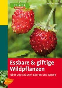 Essbare und giftige Wildpflanzen: Über 200 Kräuter, Beeren und Nüsse Über 200 Kr