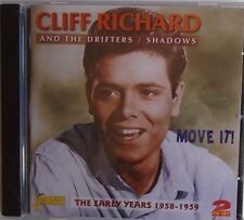 CLIFF RICHARD And The Drifters/Shadows - CD - Move IT - 2 DISCS - BRAND NEW
