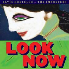 Elvis Costello & The Imposters LOOK Now CD - Release October 2018