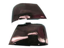New Pro Comp 36268 Aerodynamic Headlight Guards Covers Smoke Fits 98 Ford Ranger