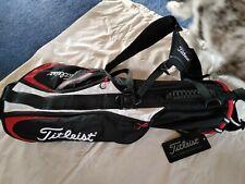 ⛳ Titleist dual strap - Lightweight pencil / carry bag (golf)⛳