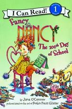 Kids fun paperback:Fancy Nancy The 100th Day of School-what to bring to school?