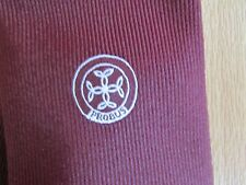 Vintage PROBUS Retired Professional People Club Tie by Macaseta
