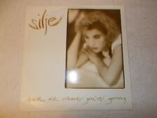 Vinyl 12 inch Record Single Silje Tell Me Where You're Going
