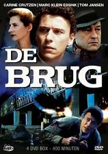 De Brug (met o.a. Mark Klein Essink & Marco Bakker) (4 DVD)