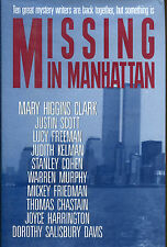 Missing in Manhattan-1992-Mystery Anthology-Mary Higgins Clark, Warren Murphy