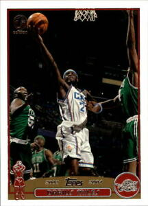 2003-04  Topps First Edition Cavaliers Basketball Card #26 Darius Miles