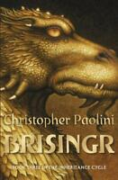Brisingr: Book Three (The Inheritance cycle) by Christopher Paolini, NEW Book, F