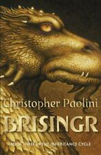 Brisingr: Book Three (The Inheritance cycle) by Christopher Paolini | Paperback