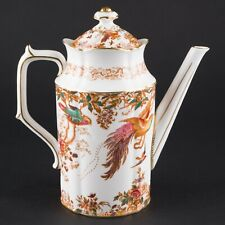 6 Cup Coffee Pot & Lid | Olde Avesbury by Royal Crown Derby