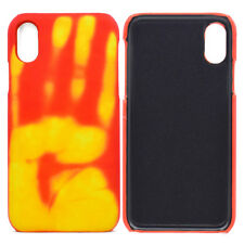 Heat Thermal Sensitive Phone Case Cover Soft TPU Cases For iPhone 5 6 7 8 X Gift