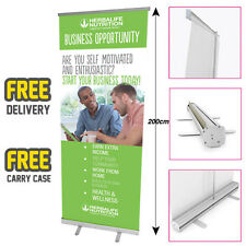 HERBALIFE Printed Roller Banner/Pop/Pull up Exhibition Stand - HRB11