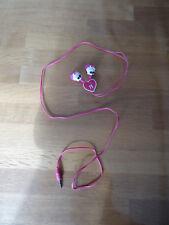 Monster High - Ecouteurs casque audio rose