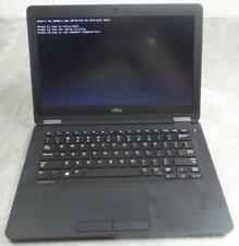 "Dell Latitude E7470 14"" Ultrabook Laptop PC I7-6600U No Power Adapter RAM HDD"