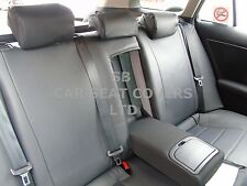 TO FIT A TOYOTA AVENSIS ESTATE ,CAR SEAT COVERS,FULLY TAILORED LEATHERETTE