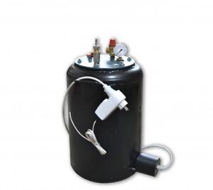 """Autoklav """"UTech-24E"""" für 24 Gläser 0,5 Liter oder 14 Gläser 1 Liter"""