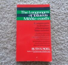 The Languages of Tolkien's Middle Earth By Ruth S. Noel