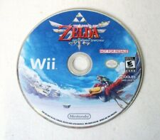 Zelda Skyward Sword Nintendo Wii DEMO Disc NFR Rare *Not Full Game* Kiosk Legend