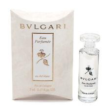 Bvlgari Eau Parfumee Au The Blanc Miniatura Perfume / Mini Viaje Tamaño Edc 5ml