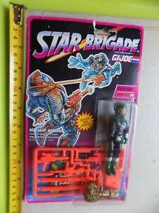 vintage 1993 sealed carded Action Figure  Gi Joe Star Brigade Payload