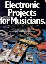 Electronic Projects for Musicians (Mixed Media Product)