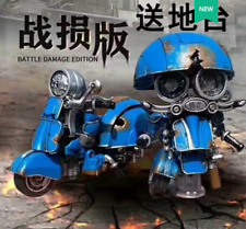 Wei Jiang Transformers 5 Alloy Edition Small Steel Cap PHS Small Motorcycle