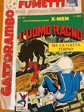 Uomo Ragno n.12 - Star Comics  Con Bollino Ottimo