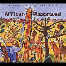 African Playground by Various Artists (CD, Feb-2003, Putumayo)