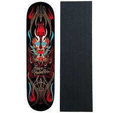 "Powell Peralta Skateboard Deck Steve Caballero Pinstripe 8.25"" x 32.5"" with Grip"